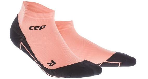 cep Compression Low Cut Socks Women crunch coral